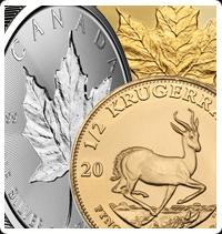 Goldmünzen,Silbermünzen, Barren Ankauf